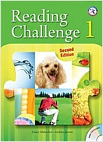 Reading Challenge 1 (2nd Edition, Paperback + CD)