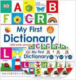 DK My First Dictionary (Hardcover + CD 3장, Saypen Edition)