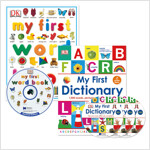 DK My First Word Book & Dictionary (Saypen Edition 2종) (Hardcover, Saypen edition)