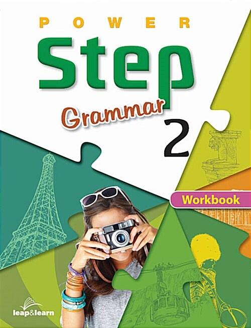 Power Step Grammar Workbook 2
