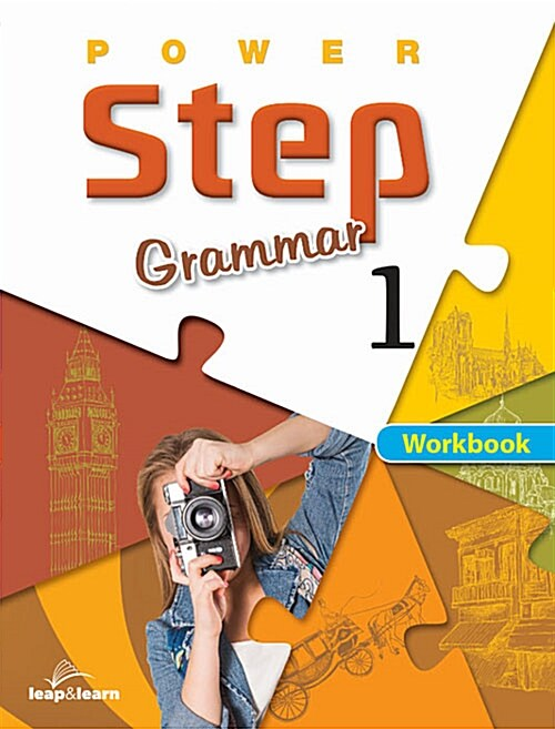 Power Step Grammar Workbook 1