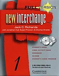 New Interchange 1 Multipack Korea Edition (Hardcover)