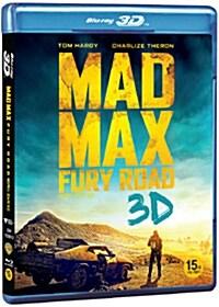 [3D 블루레이] 매드맥스: 분노의 도로 - 콤보팩 (2disc: 3D+2D)