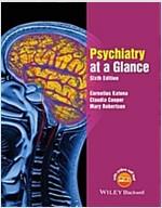 Psychiatry at a Glance 6e PB (Paperback, 6)