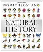 Natural History: The Ultimate Visual Guide to Everything on Earth (Hardcover)