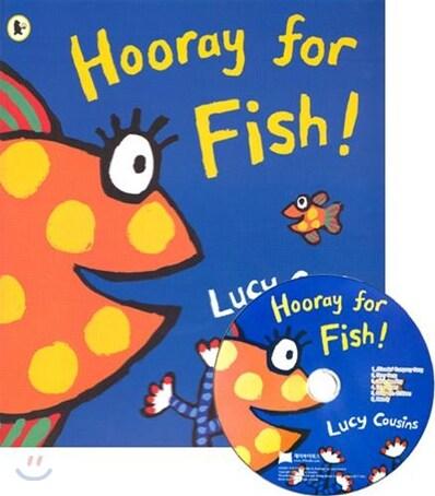 노부영 Hooray for Fish! (Paperback + CD)