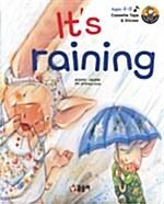 Its raining 비가 와요 (책 + 스티커 + 테이프 1개)