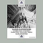 [수입] Johann Sebastian Bach - Sacred Masterpieces / Karl Richter