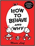 [중고] How to Behave and Why (Hardcover)