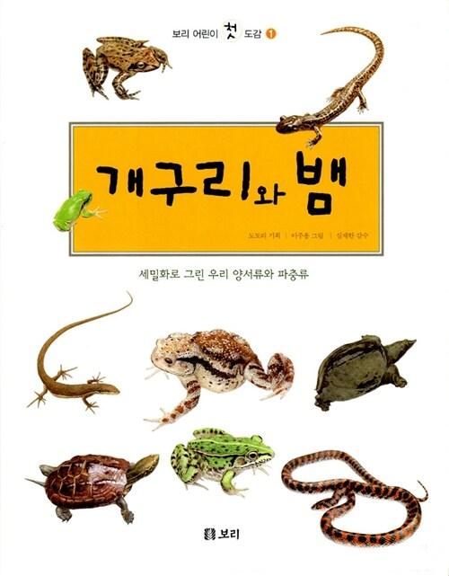 개구리와 뱀