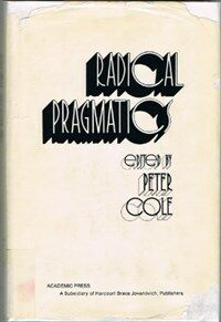 Radical pragmatics