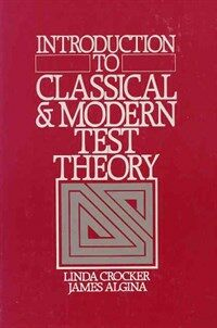 Introduction to classical and modern test theory