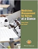 Medicines Management for Nurses at a Glance (Paperback)