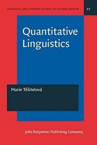 Quantitative linguistics