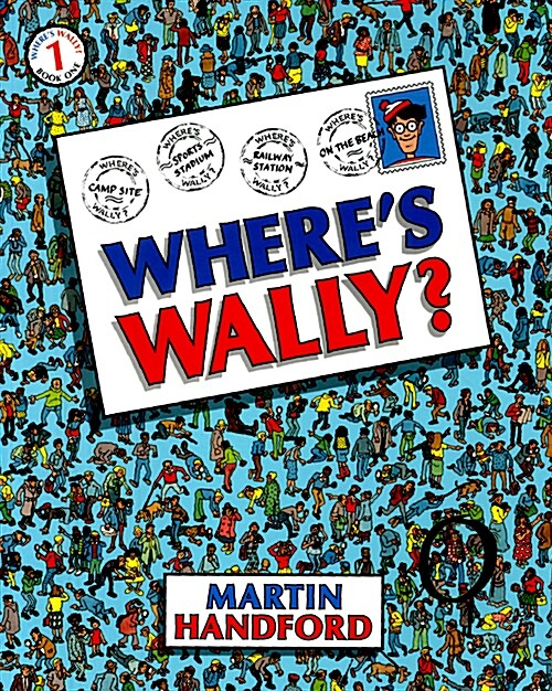 Wheres Wally? (Paperback)