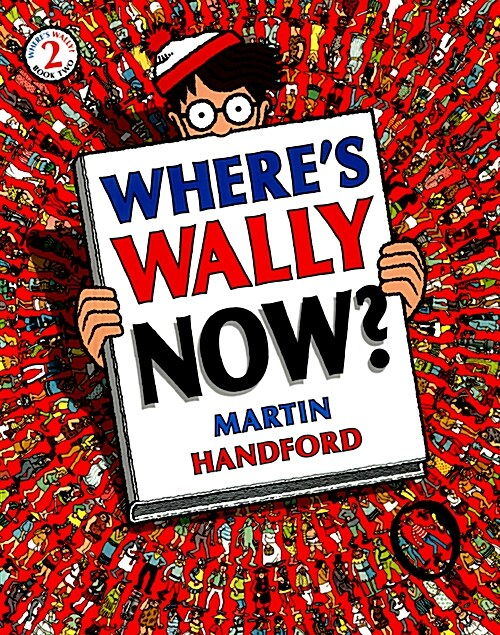 Wheres Wally Now? (Paperback)