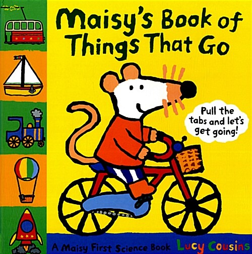 Maisys Book of Things That Go (Hardcover)
