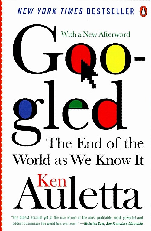 Googled: The End of the World as We Know It (Paperback)