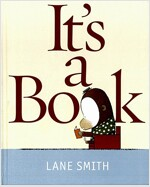 It's a Book (Hardcover)