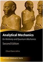 Analytical Mechanics for Relativity and Quantum Mechanics (Paperback, 2 Revised edition)