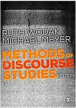 Methods of Critical Discourse Studies (Paperback, 3 Revised edition)