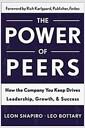 [중고] Power of Peers: How the Company You Keep Drives Leadership, Growth, and Success (Hardcover)