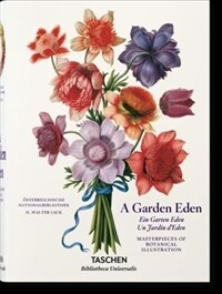 A Garden Eden. Masterpieces of Botanical Illustration (Hardcover)