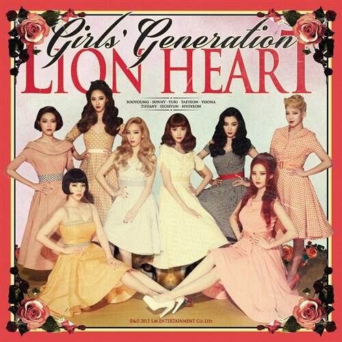 소녀시대 - 정규 5집 Lion Heart