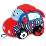 아기 헝겊책 : 꿈꾸는 자동차
