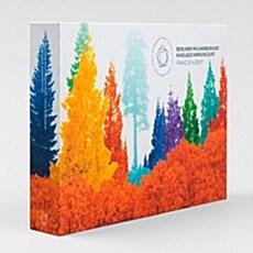[수입] 아르농쿠르가 지휘하는 슈베르트 교향곡과 미사곡 [8CD+1Blu-ray Audio 하드커버 디럭스 에디션] [한정 수량 단독 판매]