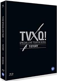 [블루레이] 동방신기 - TVXQ! Special Live Tour T1ST0RY In Seoul (1disc+컬러 포토북)