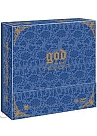 GOD : The Last Box Set 한정판 (dts 5disc)