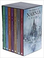 The Chronicles of Narnia Rack Box Set: 7 Books in 1 Box Set (Boxed Set)