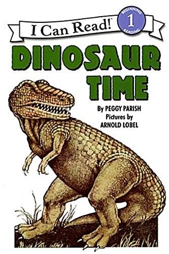 Dinosaur Time (Paperback)