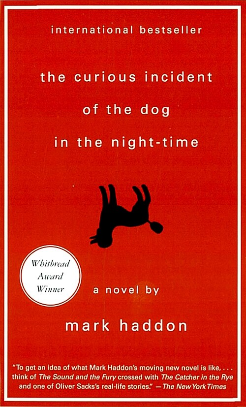 The Curious Incident of the Dog in the Night-Time (Paperback)