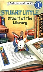 Stuart at the Library (Paperback)