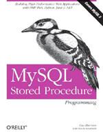 MySQL stored procedure programming 1st ed