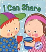 I Can Share: A Lift-The-Flap Book (Hardcover)
