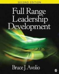 Full range leadership development 2nd ed