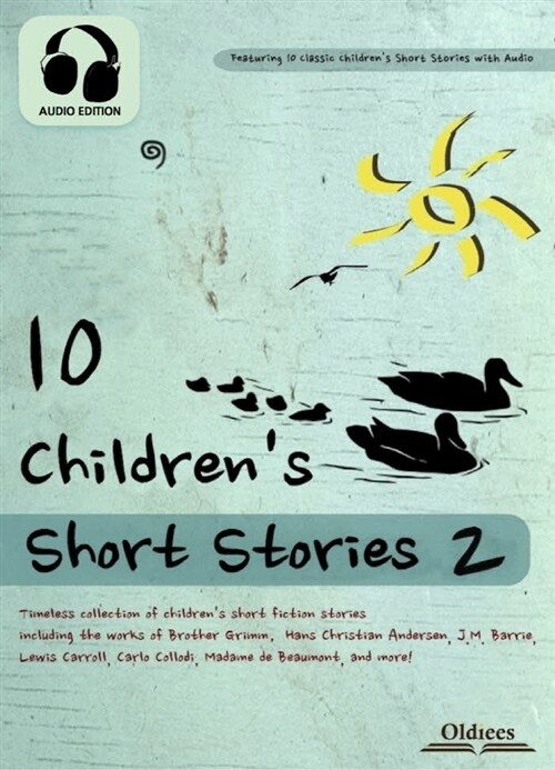 10 Childrens Short Stories 2 (동화 작품집)
