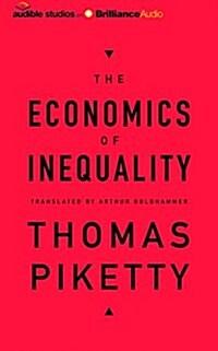 The Economics of Inequality (Audio CD)