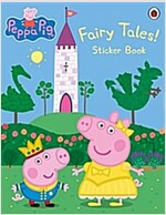 Peppa Pig: Fairy Tales! Sticker Book (Paperback)