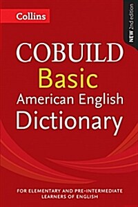 Collins COBUILD Basic American English Dictionary (Paperback, 2 Revised edition)