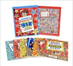 Where's Wally? Wow (Paperback 6권 + Puzzle)