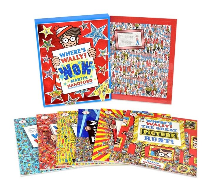 Wheres Wally? Wow (Hardcover)
