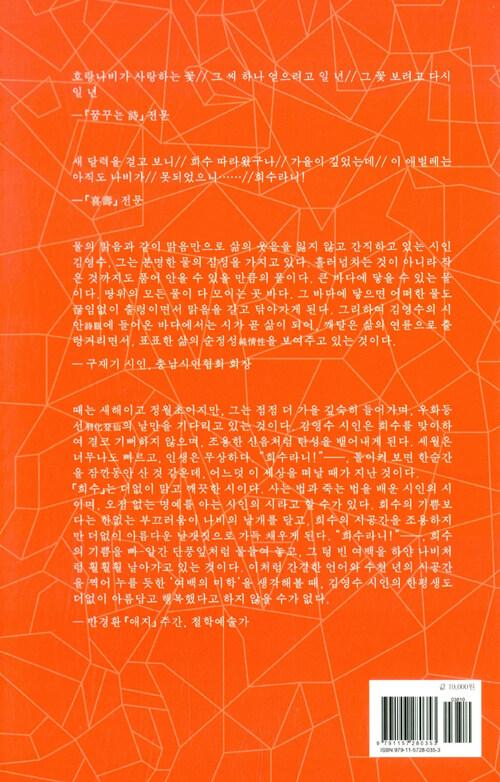 꿈꾸는 詩 : 김영수 시집