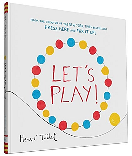 Lets Play! (Interactive Books for Kids, Preschool Colors Book, Books for Toddlers) (Hardcover)