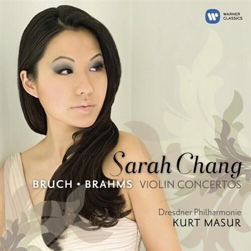 [수입] 브루흐 & 브람스 : 바이올린 협주곡