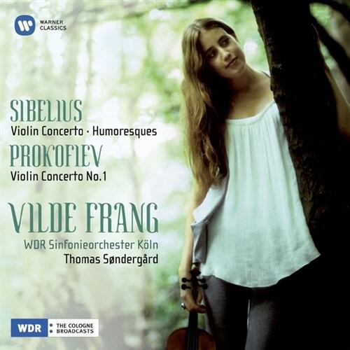 [수입] 프로코피에프 & 시벨리우스 : 바이올린 협주곡