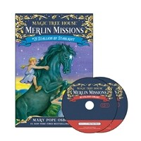 Merlin Mission #21 : Stallion by Starlight (Paperback + CD